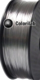 Filament d'imprimante 3D ABS 3.00 mm clair transparent