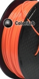 TPU 90A 3D printer filament 1.75 mm orange Bright Orange C