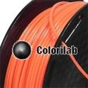 Filament d'imprimante 3D 3.00 mm TPU 90A orange Bright Orange C