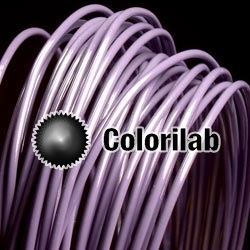 PLA 3D printer filament 3.00 mm close to twilight 7447 C