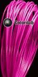ABS 3D printer filament 1.75 mm close to dark pink 233 C