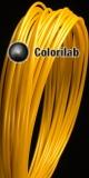 PP 3D printer filament 1.75 mm close to gold 10123 C