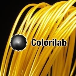 PLA 3D printer filament 3.00 mm close to gold 10123 C