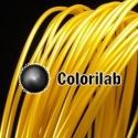 PLA 3D printer filament 3.00 mm gold 10123C
