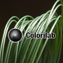 Filament d'imprimante 3D PLA 3.00 mm vert forêt 350C
