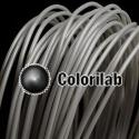 Filament d'imprimante 3D PLA 3.00 mm gris froid 11C