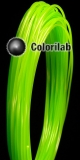 ABS 3D printer filament 1.75 mm close to lime 368 C
