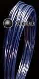 PLA 3D printer filament 1.75 mm close to marine blue 2757 C