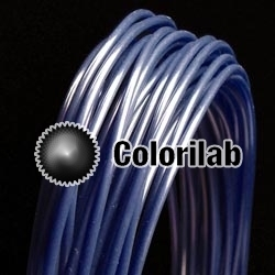Filament d'imprimante 3D ABS 3.00 mm bleu marin 2757C