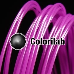 ABS 3D printer filament 3.00 mm close to violet 254 C