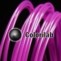 Filament d'imprimante 3D ABS 3.00 mm violet 254C