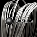 PP 3D printer filament 1.75 mm silver 9C