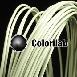 ABS 3D printer filament 1.75 mm close to fruit green 5585 C