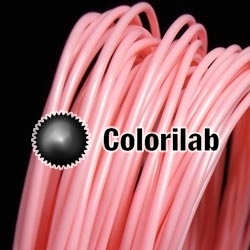 ABS 3D printer filament 1.75 mm close to pale pink 1775 C