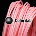 PP 3D printer filament 1.75 mm pale pink 1775C