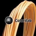 ABS 3D printer filament 1.75 mm peach skin 162C