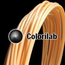 ABS 3D printer filament 3.00 mm peach skin 162C