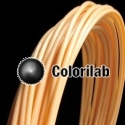 PP 3D printer filament 1.75 mm peach skin 162C