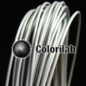 Filament d'imprimante 3D 1.75 mm ABS gris pâle Cool Gray 8C