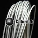 Filament d'imprimante 3D 3.00 mm ABS gris pâle Cool Gray 8C