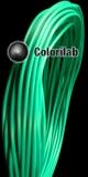 PLA 3D printer filament 1.75 mm turquoise 3258C