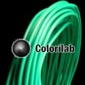 PLA 3D printer filament 3.00 mm turquoise 3258C