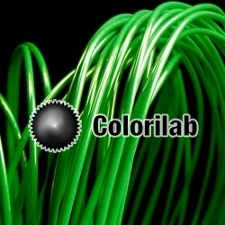 PLA 3D printer filament 3.00 mm dark green 347C
