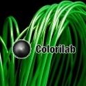 Filament d'imprimante 3D 3.00 mm ABS vert foncé 347C