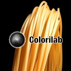 Filament d'imprimante 3D 1.75 mm PLA beige rosé 713C