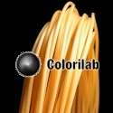 ABS 3D printer filament 1.75 mm pinkish beige 713C