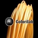 Filament d'imprimante 3D 3.00 mm PLA beige rosé 713C
