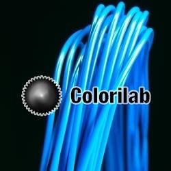 Filament d'imprimante 3D 1.75 mm PLA bleu ciel 299C