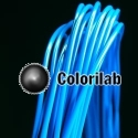 ABS 3D printer filament 3.00 mm azure blue 299C