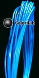 ABS 3D printer filament 3.00 mm azure blue 299C