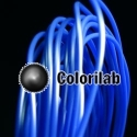 PLA 3D printer filament 3.00 mm blue 2144C