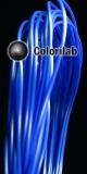 PLA 3D printer filament 3.00 mm close to blue 2144 C