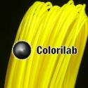 Filament d'imprimante 3D 1.75 mm PLA jaune 395C