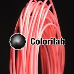 Filament d'imprimante 3D 1.75 mm PLA rose 190C