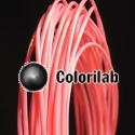 PLA 3D printer filament 1.75 mm pink 190C
