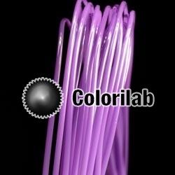 Filament d'imprimante 3D 1.75 mm PLA violet 265C
