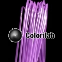 ABS 3D printer filament 3.00 mm violet 265C