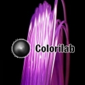 PLA 3D printer filament 1.75 mm translucent violet 2603C