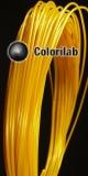 ABS 3D printer filament 1.75 mm gold 117C