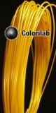 Filament d'imprimante 3D 3.00 mm PLA doré or 117C