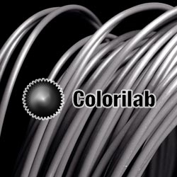 PLA 3D printer filament 1.75mm close to cool gray 11 C