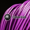ABS 3D printer filament 1.75mm deep purple 2603C