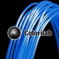 PLA 3D printer filament 1.75mm close to blue 285 C