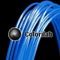 Filament d'imprimante 3D PLA 1.75 mm bleu 285C