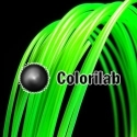 ABS 3D printer filament 1.75mm green 2270C