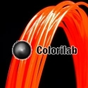 Filament d'imprimante 3D PLA 3.00 mm rouge 2035C